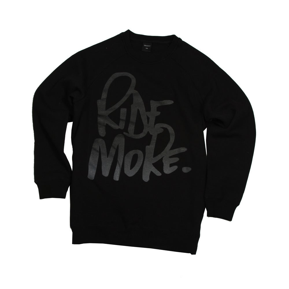 Image of Ride More Crewneck
