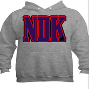 "Image of Fall 12'|NDK Varsity ""Raptors"" Hoody 