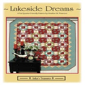 Image of Lakeside Dreams Single Pattern