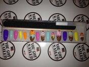 Image of Ice Cream Stiletto Nails