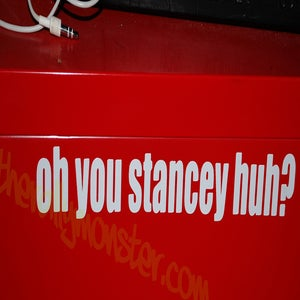 Image of oh you stancey huh? (solid)