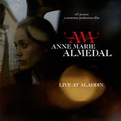 Image of Anne Marie Almedal - Live At Aladdin (DVD)