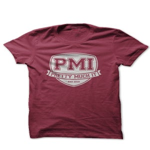 Image of PMI 2.0 Logo - Cranberry