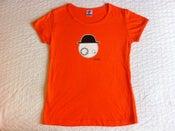 Image of Camiseta mio naranja