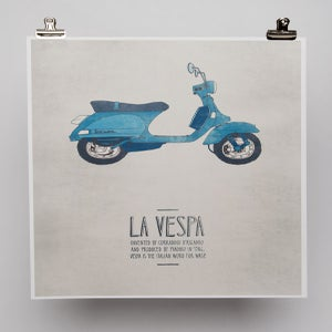 Image of La Vespa
