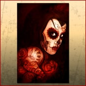 Image of Day of the Dead (Heather Moss) Print