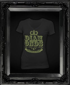 Image of Diamonds Tee (Girls)