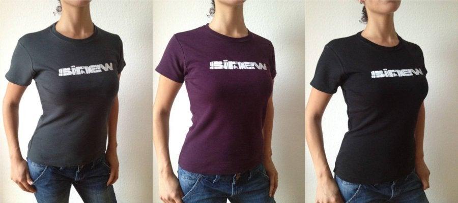 "Image of Womens Tee Shirt ""Tag"""
