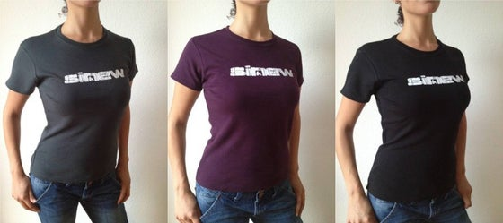 "Image of Womens Tee Shirt ""Tag"""