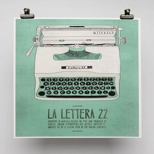 Image of La Lettera 22