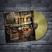 Image of Buffalo Grillz - Manzo Criminale LP - Green Kaki Colored