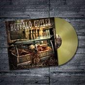 Image of Buffalo Grillz - Manzo Criminale LP - Green Kaki Colored