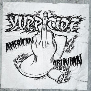 Image of American Oblivion CD