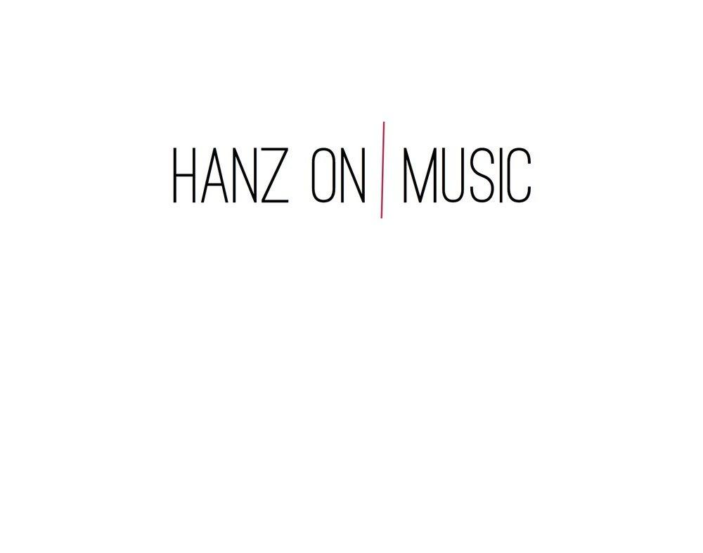 Image of Hanz On Music T-Shirt