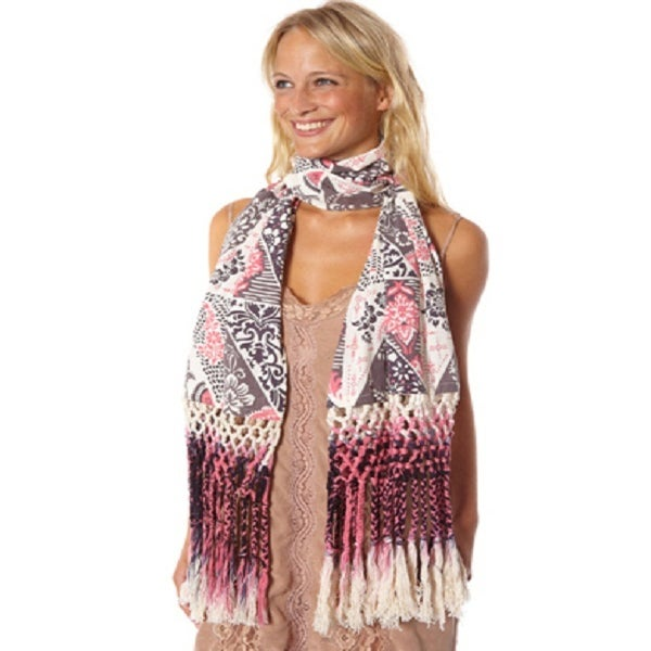 Image of Odd Molly Saint Tropez Scarf (Vintage Powder)