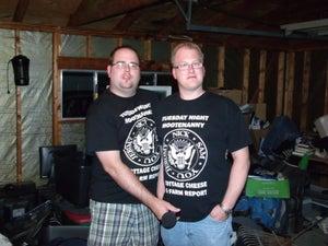 Image of Tuesday Night Hootenanny T-Shirt