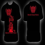 "Image of THORNS OF HATE Official ""Abominable Triumph Of Heresy"" Shirt"