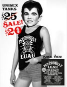 Image of Psychobilly Luau 2012 Unisex Tank Top