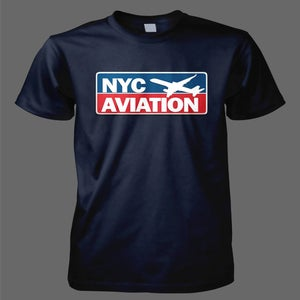 Image of NYCAviation NEW Logo Shirt