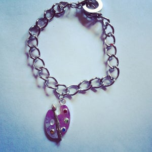 Image of CANVAS Charm Bracelet