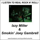 Image of Izzy Miller & Smokin' Joey Gambrell Sticker