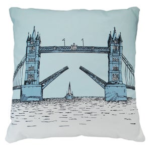 Image of Tower Bridge Cushion