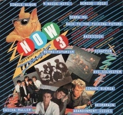 Image of DER030 Various Artists - Now That's What I Call Retro-Futurism Vol. 3