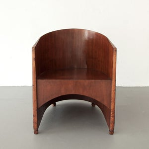 Image of One of a Kind Plywood Chair