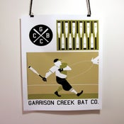 Image of GCBC Limited Edition Screenprint