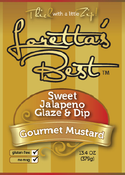 Image of Buy 3 Sweet Jalapeno Mustards and Get one FREE!