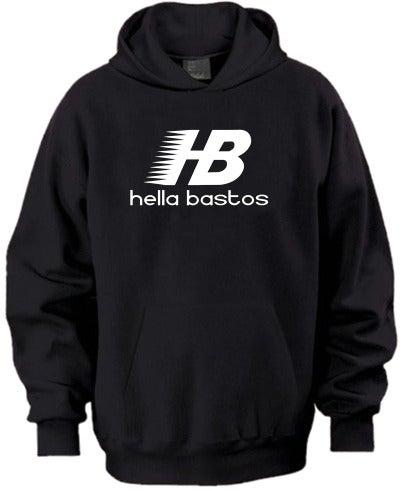 Image of Hella Balanced Hoodie (black)