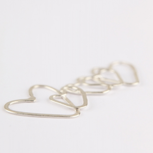 "Image of ""For Those I Heart"" Personalized Necklace"