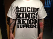 "Image of Suicide Kings ""Reign Supreme"" T-Shirt"