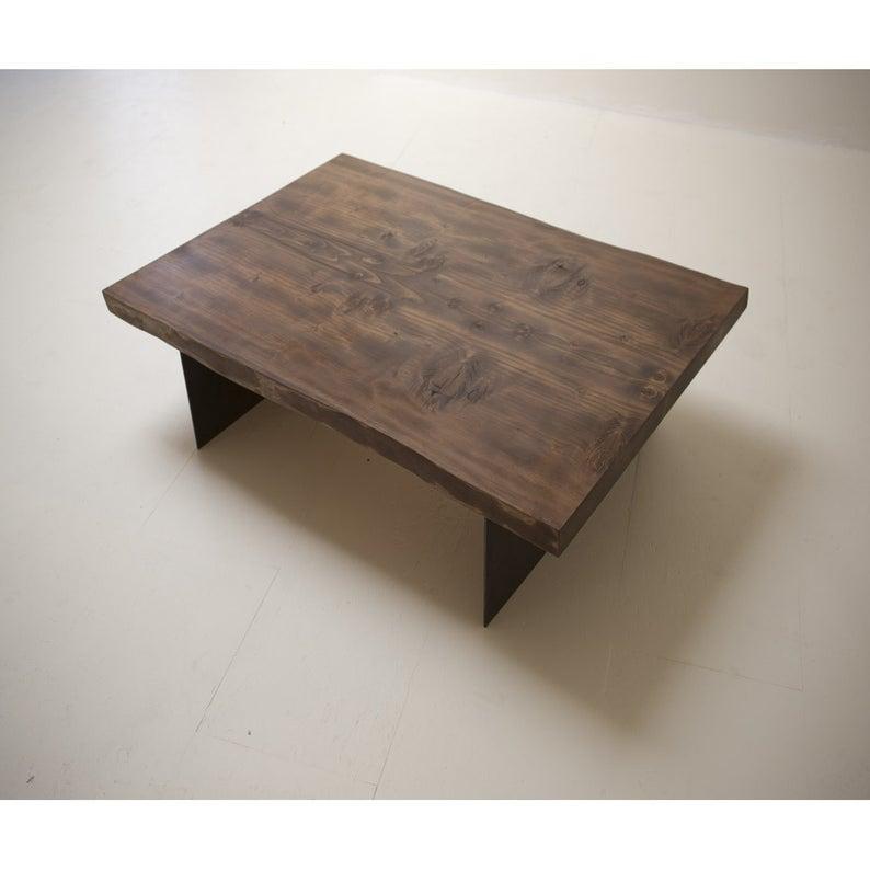 Slab Coffee Table: Slab Coffee Table