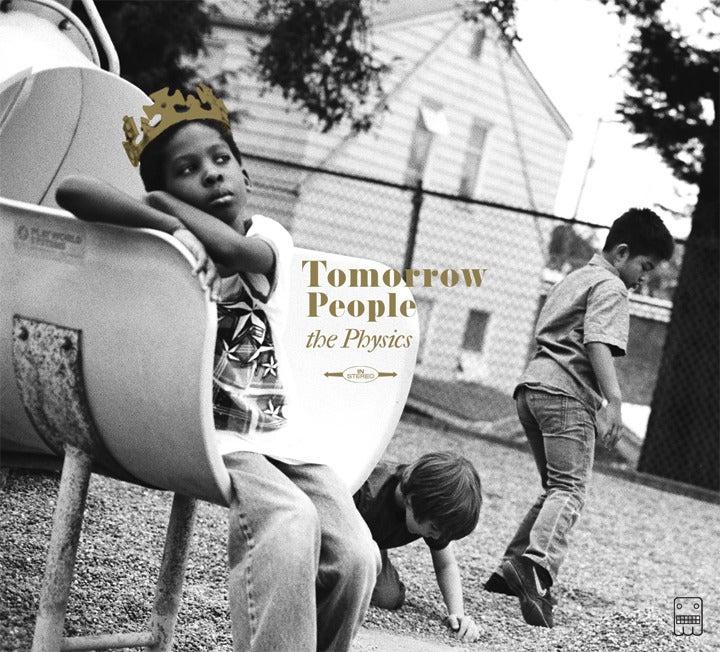 Image of Tomorrow People (album)