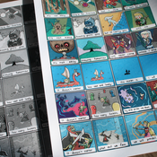 Image of Zelda Comix Prints