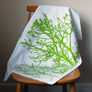 Image of Tree towel No.7