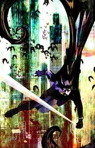 Image of Batman Print