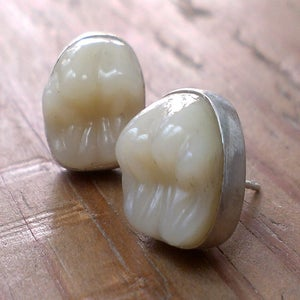 Image of MOLAR earrings