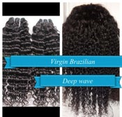 Image of 3 BUNDLE SPECIAL Brazilian deep wave