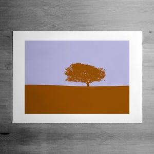 Image of Wayfinder print