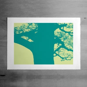 Image of Old Man print