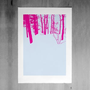 Image of Winter Forest 1 print