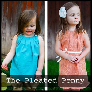Image of The Pleated Penny 3m-5T