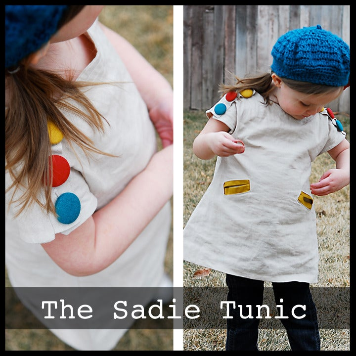 Image of Sadie Tunic Sizes 2-10