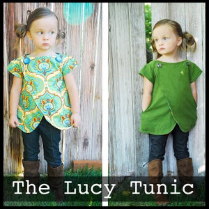 Image of Lucy Tunic Size 12m-6y