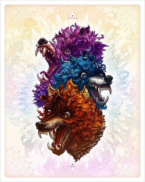 "Image of ""Cerberus"" Print"