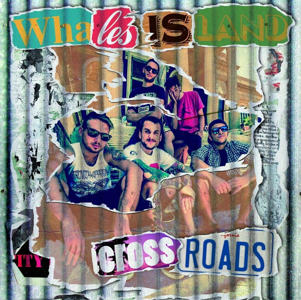 "Image of WHALES ISLAND - crossroads 7"""