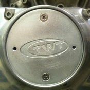 Image of Sportster Points Cover Adapter Plate