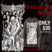 Image of Inseminating The Aborted Pile - Longsleeve